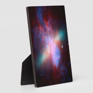Galaxy M82 Plaque