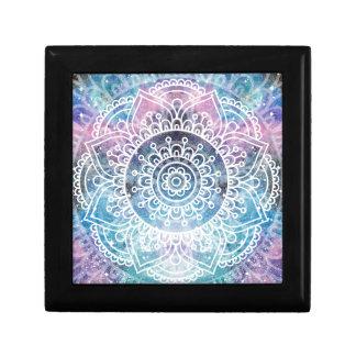 Galaxy Mandala Gift Box
