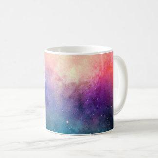 Galaxy Mug Chakra Colours
