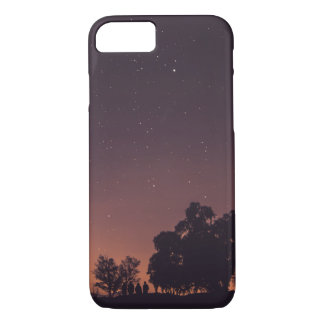 Galaxy Night Sky iPhone 7 Case