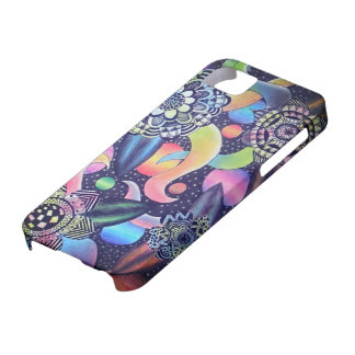 Galaxy of Flores iPhone 5 Cases