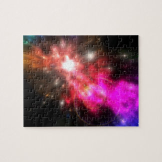 Galaxy of Light Jigsaw Puzzle