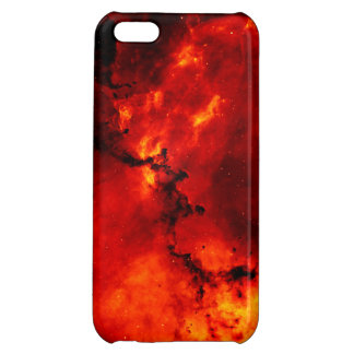 Galaxy On Fire Cover For iPhone 5C