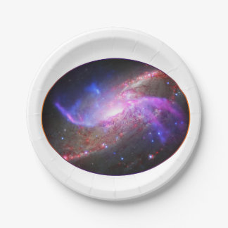Galaxy One Paper Plate