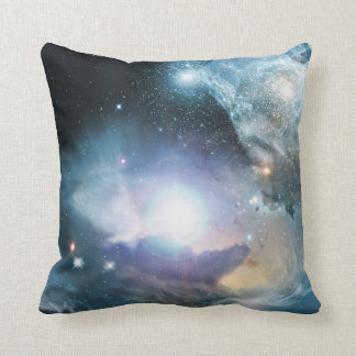 Galaxy Outer Space Cushion