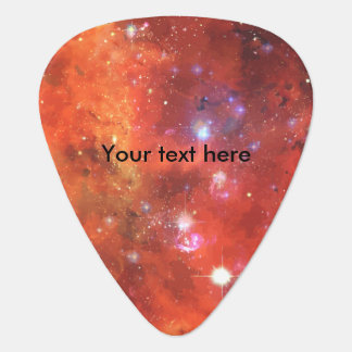 Galaxy Outer Space Guitar Pick