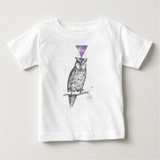 Galaxy owl 1 baby T-Shirt