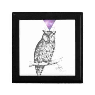 Galaxy owl 1 gift box