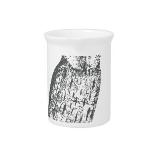 Galaxy owl 1 pitcher