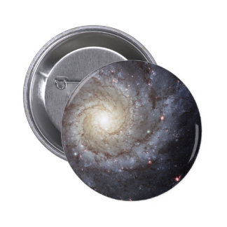 Galaxy Pinback Buttons