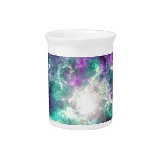 galaxy pitcher