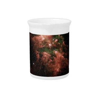 Galaxy Print Drink Pitchers