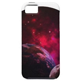 Galaxy Purple 1 - purple Gláxia iPhone 5 Case