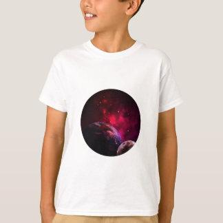 Galaxy Purple 1 - purple Gláxia T-Shirt