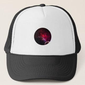 Galaxy Purple 1 - purple Gláxia Trucker Hat