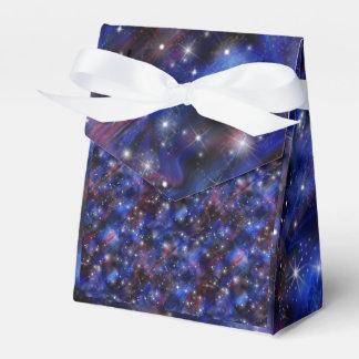 Galaxy purple beautiful night starry sky image favour box