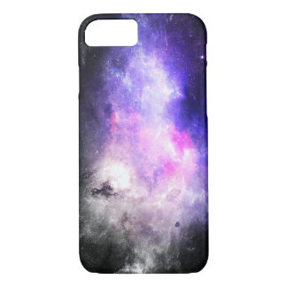 Galaxy Purple iPhone 7 Case