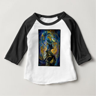 Galaxy Queen Baby T-Shirt