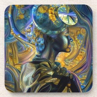 Galaxy Queen Coaster