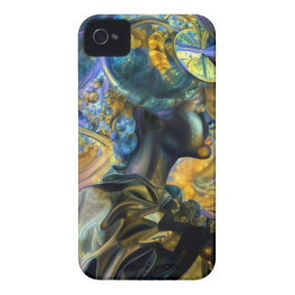 Galaxy Queen iPhone 4 Cover