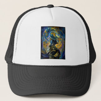 Galaxy Queen Trucker Hat
