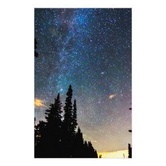 Galaxy Rising Stationery