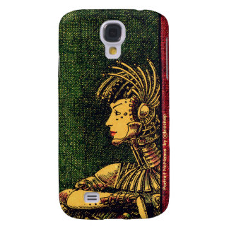 Galaxy S4 -Portrait NoName Samsung Galaxy S4 Case