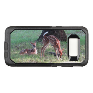 Galaxy S8 - Baby Deer 2017 - Good Morning OtterBox Commuter Samsung Galaxy S8 Case