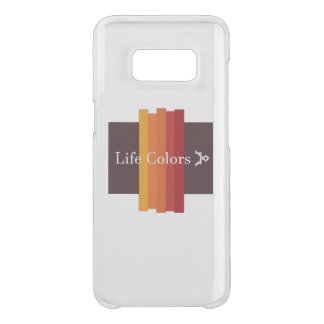 Galaxy S8 Life Colors Cover