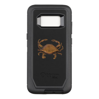 Galaxy S8 OtterBox Defender Copper Crab on Black OtterBox Defender Samsung Galaxy S8 Case
