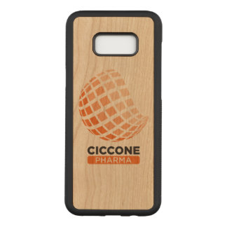 Galaxy s8 pine wood cover