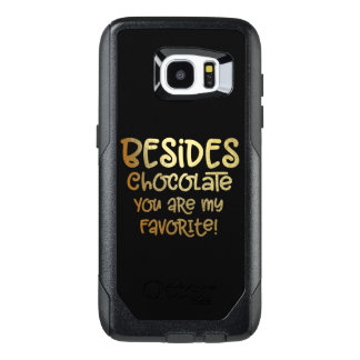 "Galaxy S ""Besides Chocolate"" Cell Phone Case"