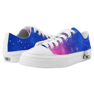 Galaxy Splatter Shoes