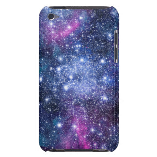 Galaxy Stars Barely There iPod Cases