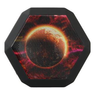 Galaxy Stars Flaming Aurora Black Boombot Rex Bluetooth Speaker