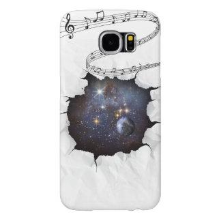 Galaxy Starz Universe Music iPhone6 Case Samsung Galaxy S6 Cases