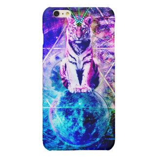 Galaxy tiger - pink tiger - 3d tiger - laser tiger