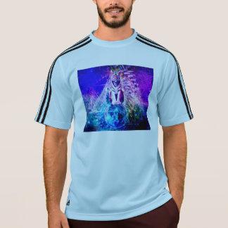 Galaxy tiger - pink tiger - 3d tiger - laser tiger T-Shirt