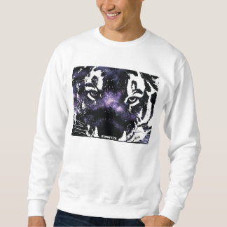 Galaxy Tiger Sweatshirt