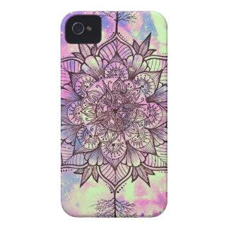 Galaxy Tree Mandala iPhone 4 Case-Mate Case