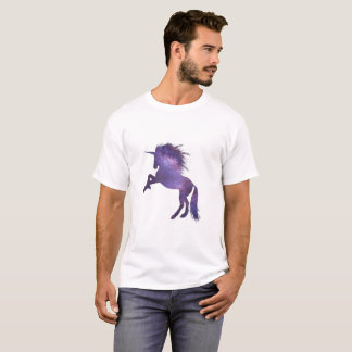 Galaxy Unicorn T-Shirt