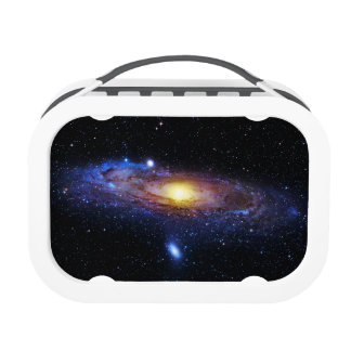 Galaxy Unknown Lunchbox