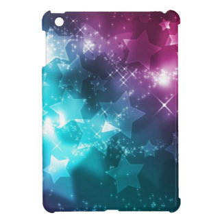 Galaxy with stars cover for the iPad mini