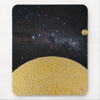 Galia Twin Worlds of the Constellation Costco Mouse Pad