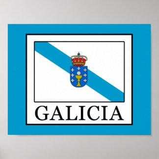 Galicia Poster
