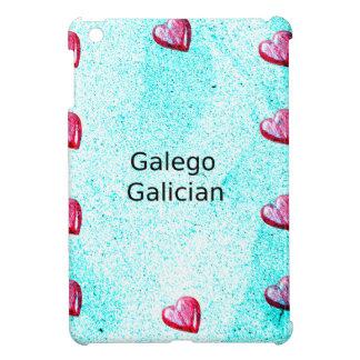 Galician (Galego) Language Design Case For The iPad Mini