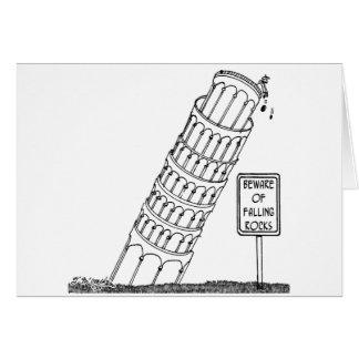 Galileo Cartoon 0958 Card