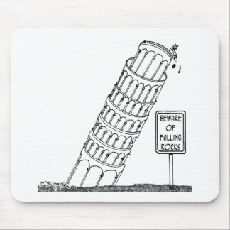 Galileo Cartoon 0958 Mouse Pad