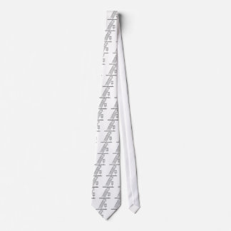 Galileo Cartoon 0958 Tie