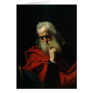 Galileo Galilei  1858 Card
